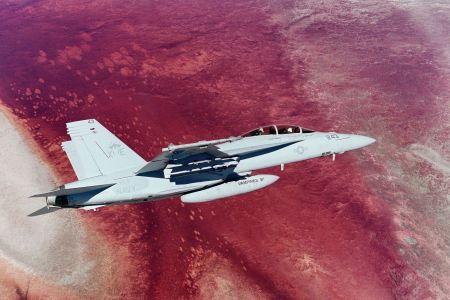 Free Fighter fa-18 China Lake California