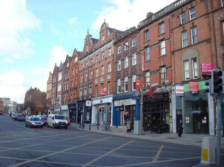 Free Cityscape Dublin Ireland