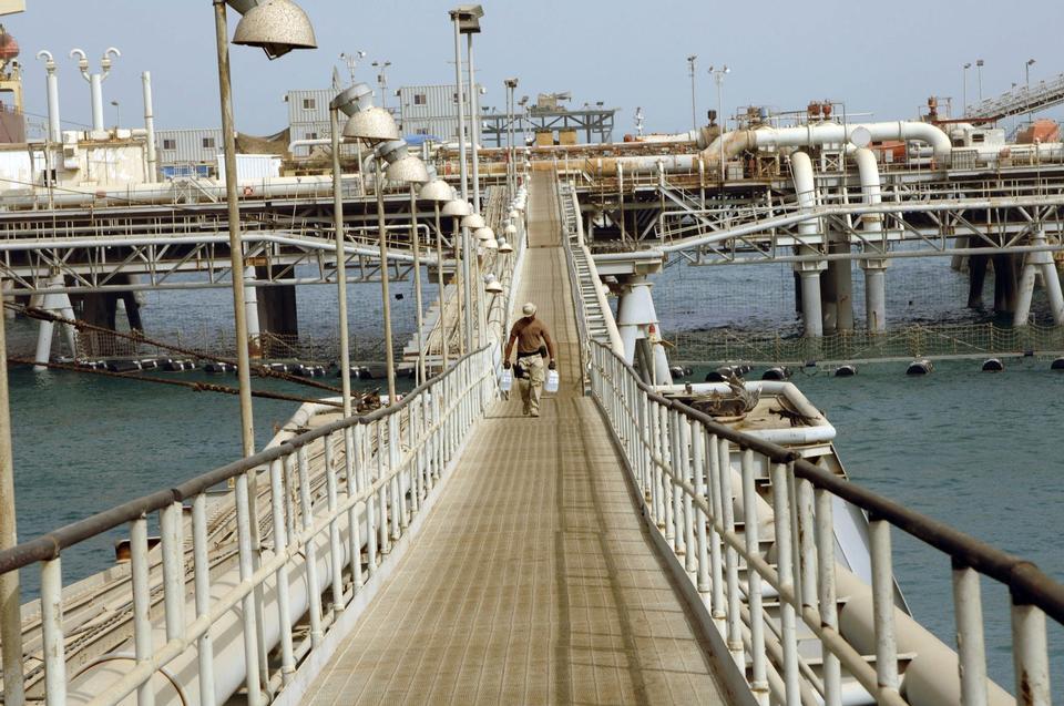 Free Walkway Persian Gulf