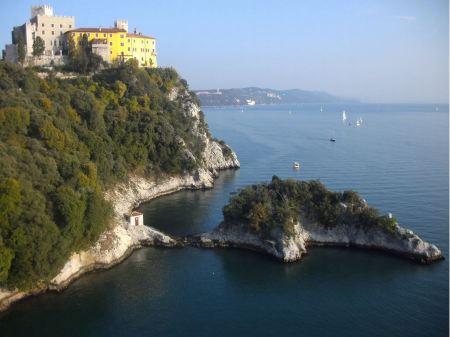 Free Beautiful Italian coast