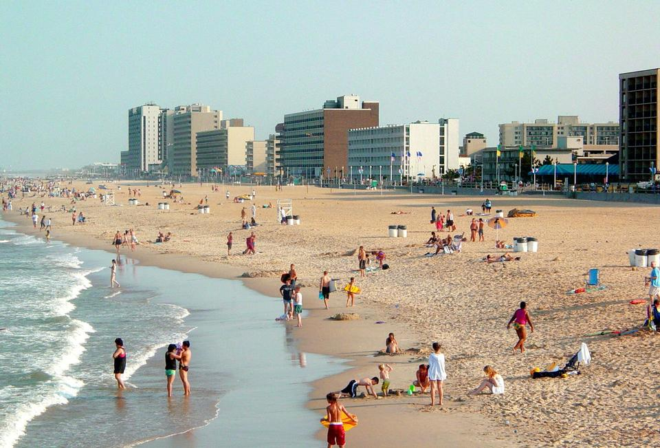 Free The Virginia Beach oceanfront