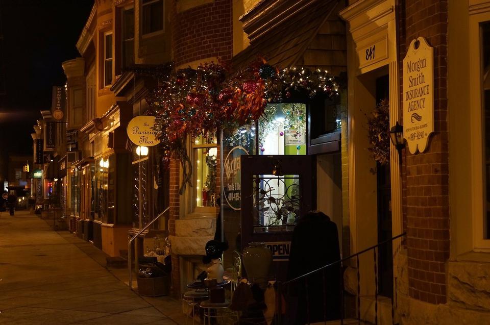 Free Hampden, Baltimore