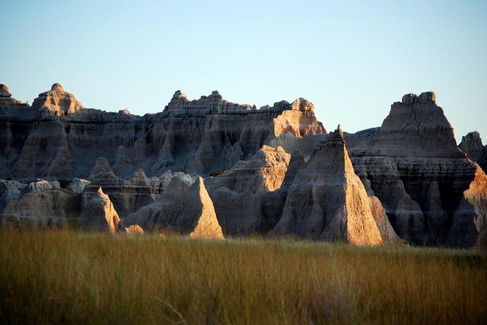 Free Badlands National Park