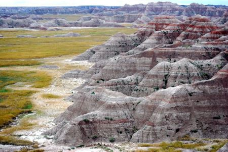 Free Badlands National Park in South Dakota