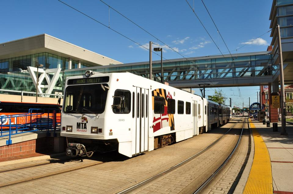 Free The Baltimore Light Rail