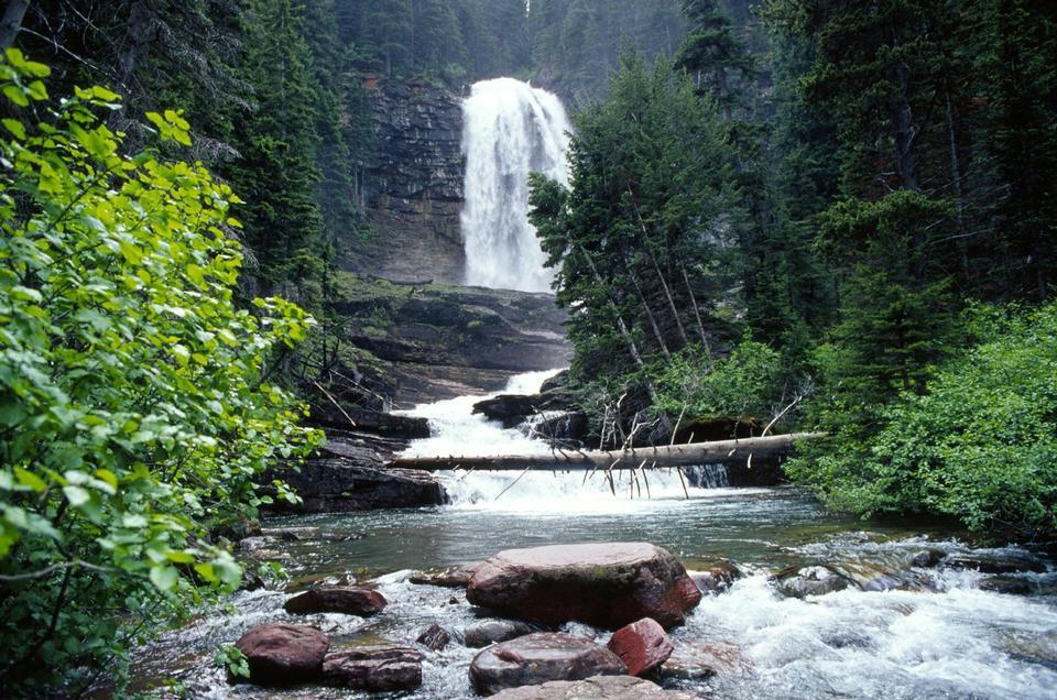 Free Virginia Falls