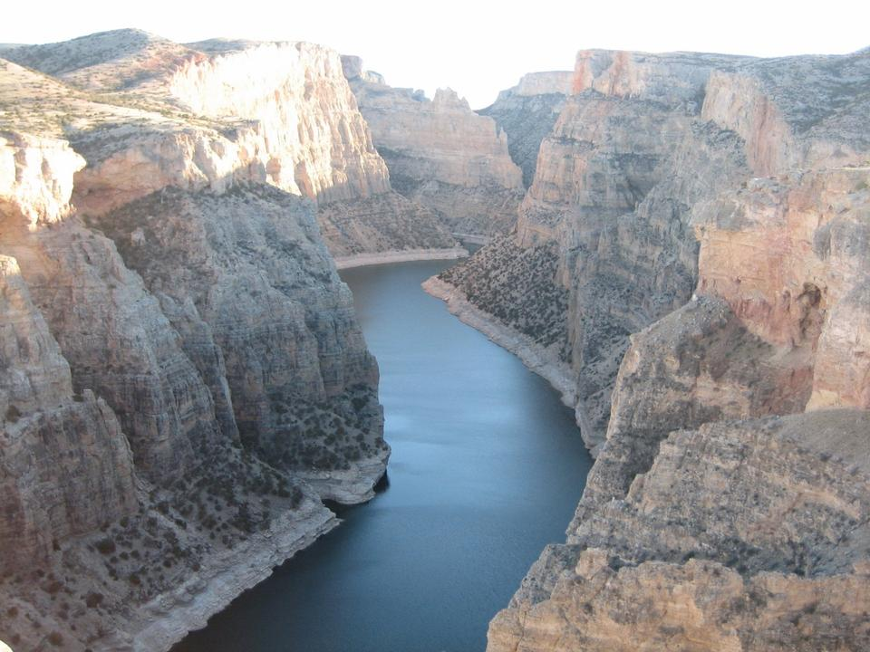 Free Bighorn Canyon National Recreation Area