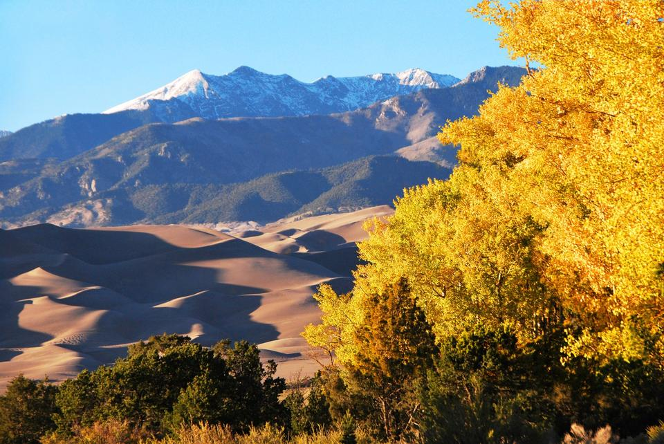 Free Upper Sand Creek Basin from Marble Mountain