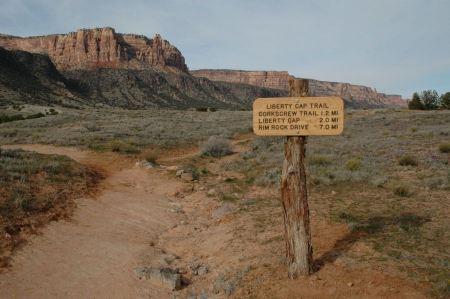 Free Corkscrew Trail
