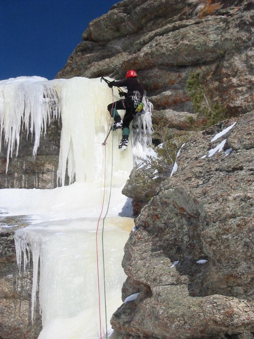 Free Photos: Ice Climbing | ustrekking
