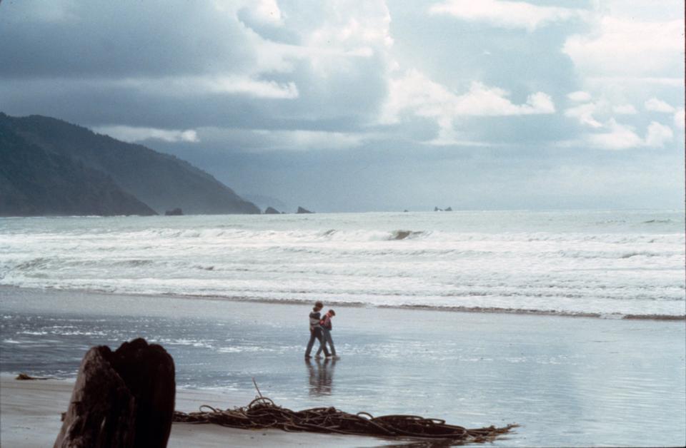 Free Strolling Crescent Beach