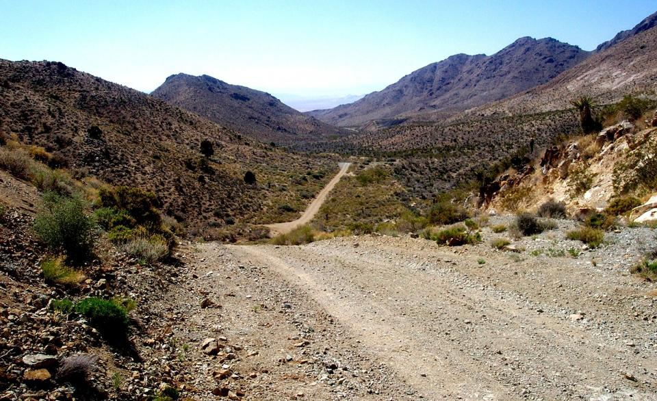Free Foshay Pass Mojave National Preserve