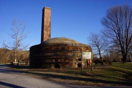 Free Prison Beehive Brick Kiln at Occoquan Regional Park