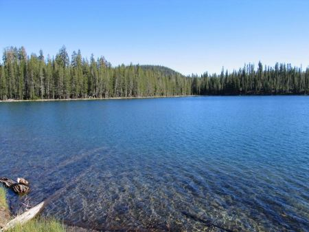 Free Lower Twin Lake Lassen Volcanic National Park