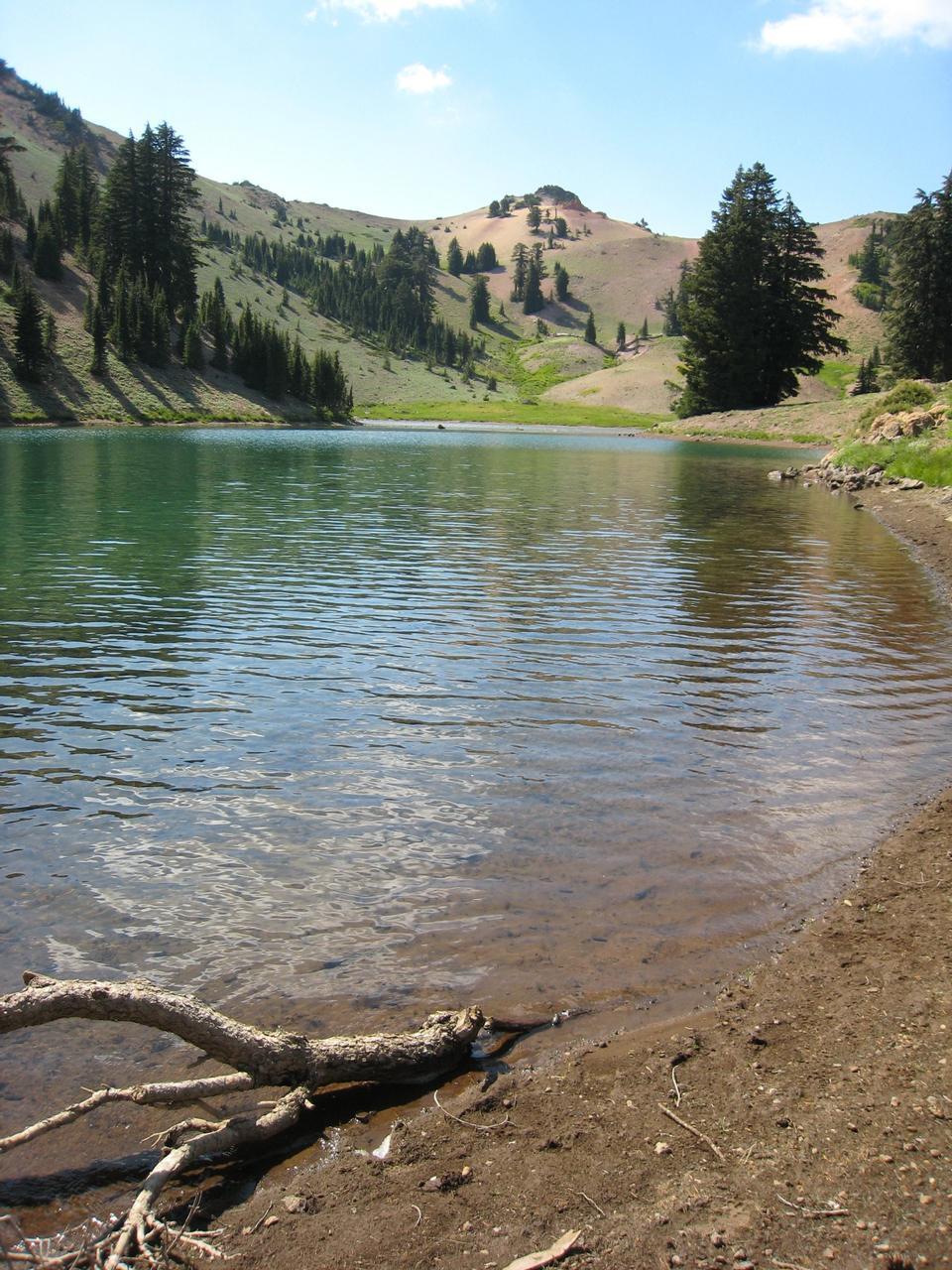 Free Ridge Lakes