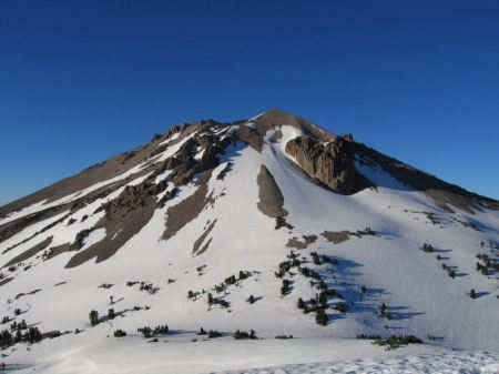 Free Lassen Peak