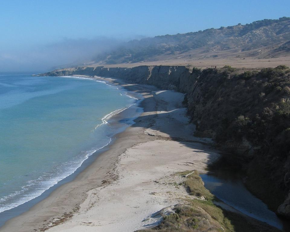 Free Water Canyon Beach and Torrey Pines