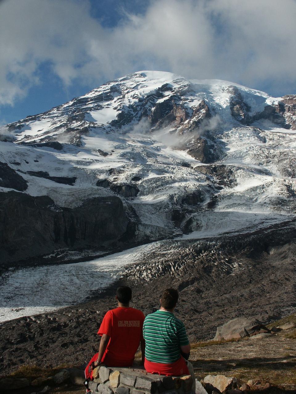 Free Mount Rainier and Nisqually Glacier