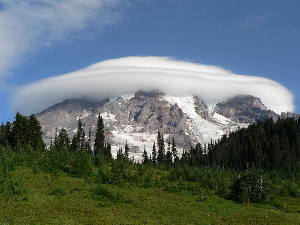 Free Mount Rainier