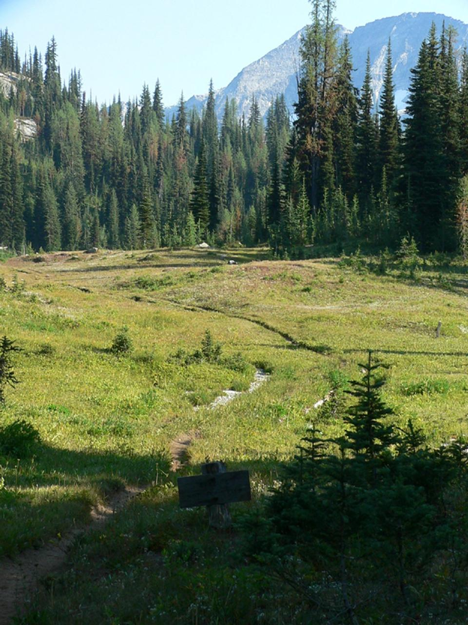 Free McAlester Pass Trail