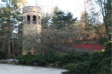 Free Chimes Tower in Longwood Gardens