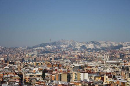 Free Cityscape Barcelona Spain