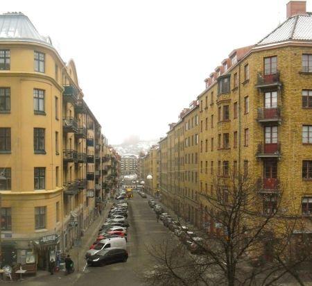Free Street Olivedal Sweden