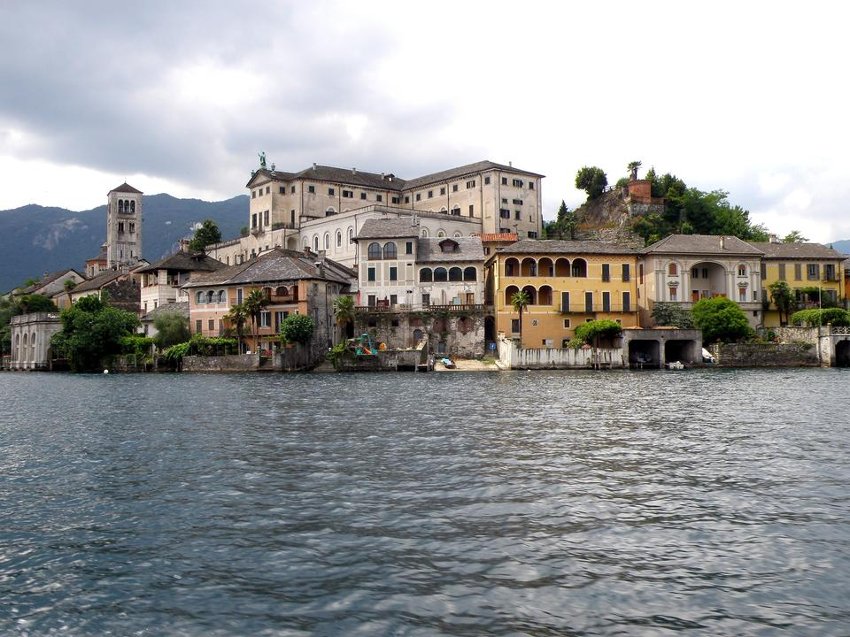 Free Isola San Giulio or San Giulio Island