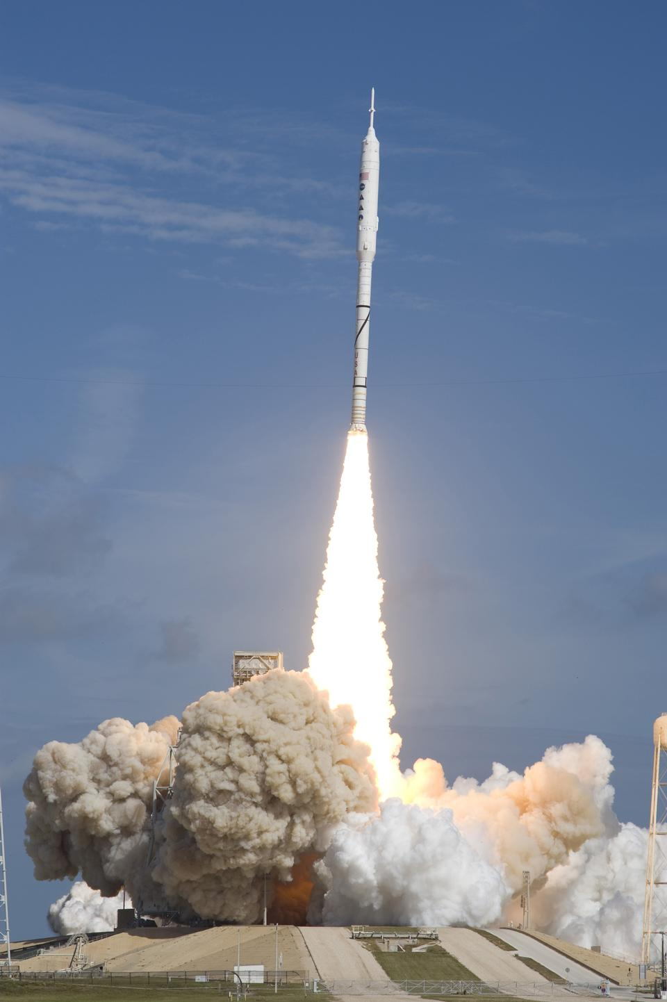 Free Ares I-X launches from LC-39B