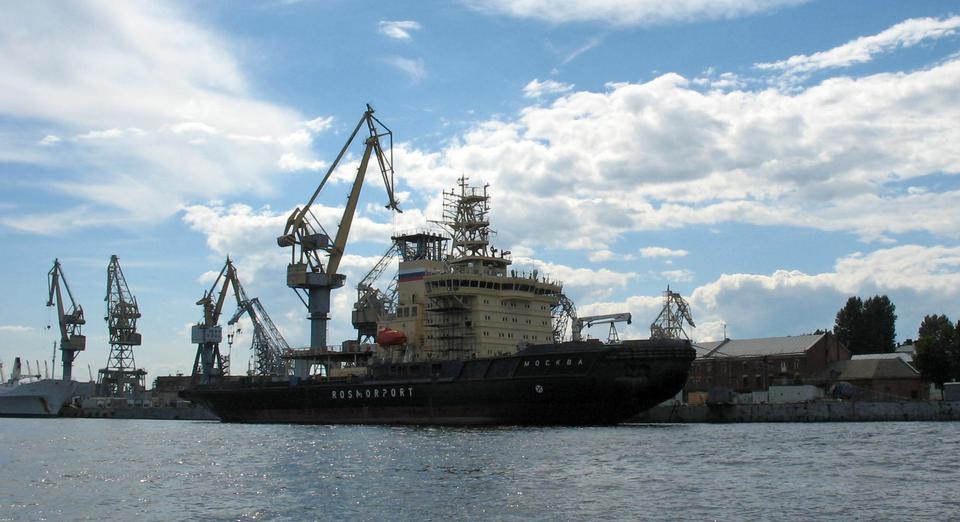 Free Building of diesel ice breaker Moscow