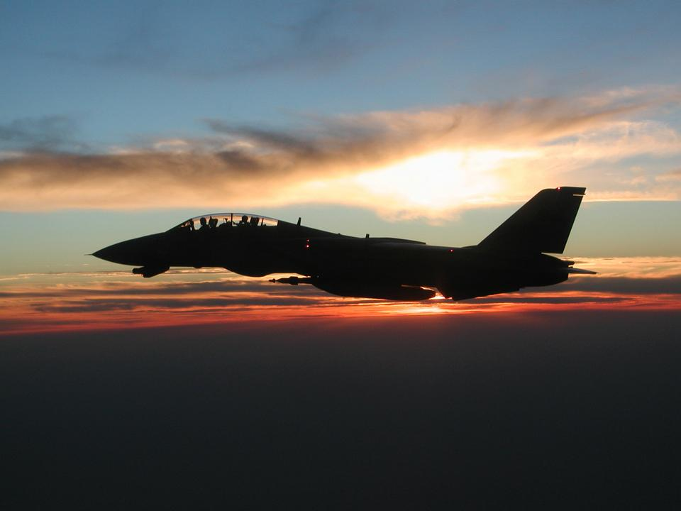 Free An F-14D Tomcat assigned to the Tomcatters of Fighter Squadron