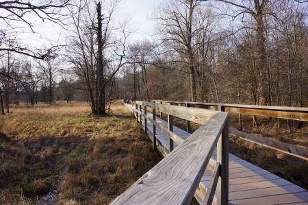 Free Wooden bridge Manassas National Battlefield Park