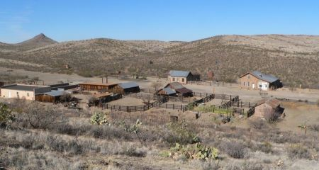 Free Ghost Towns of New Mexico
