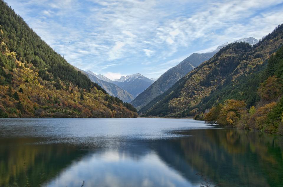 Free jiuzhaigou valley national park sichuan