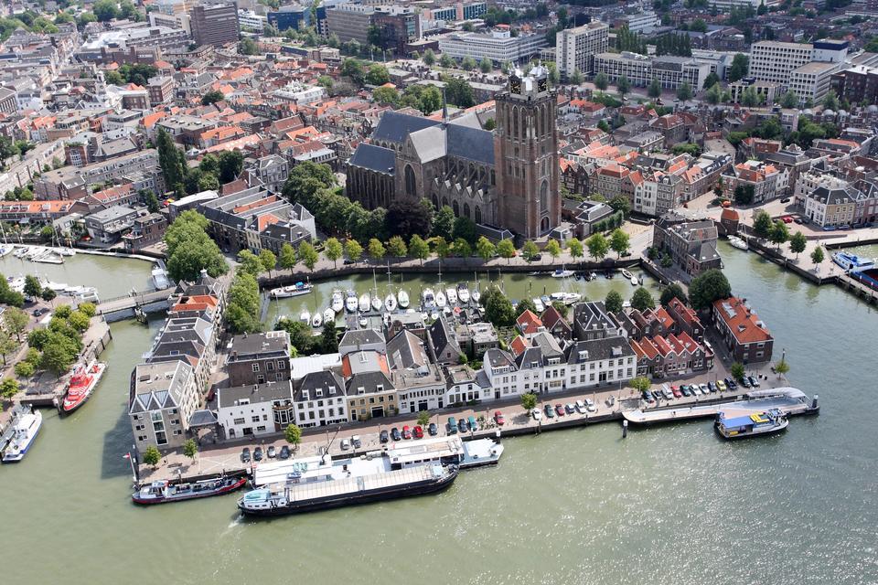 Free Landscape of  Dordrecht Netherlands