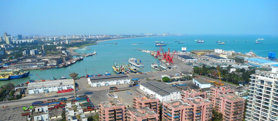 Free Haikou Xiuying Port