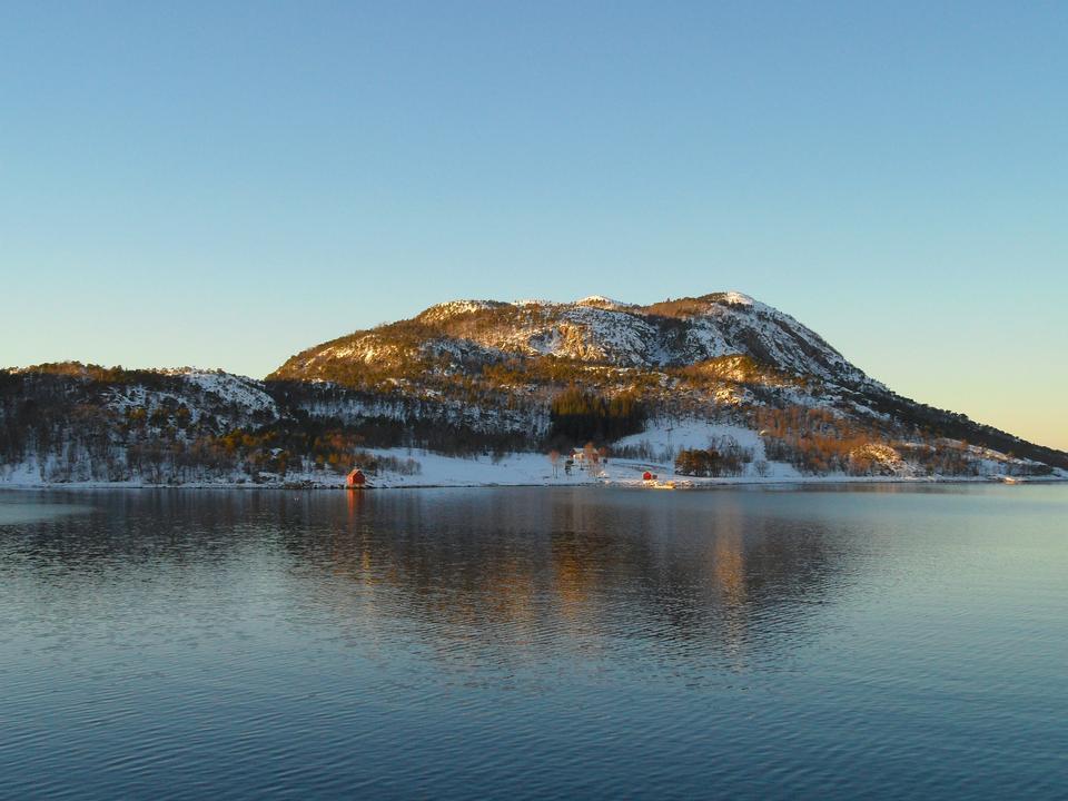 Free Norway, stunning landscape