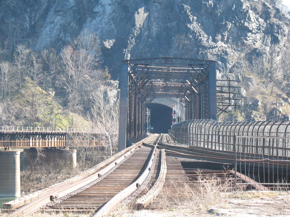 Free Railway Harpers Ferry, West Virginia