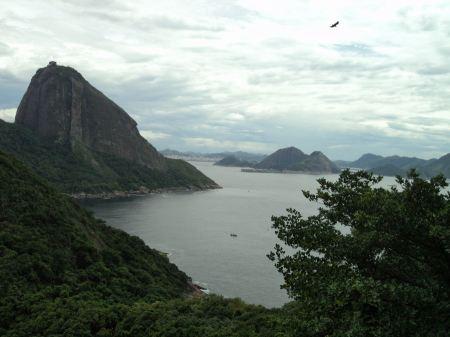 Free Rio de Janeiro, Brazil. Suggar Loaf and Botafogo beach