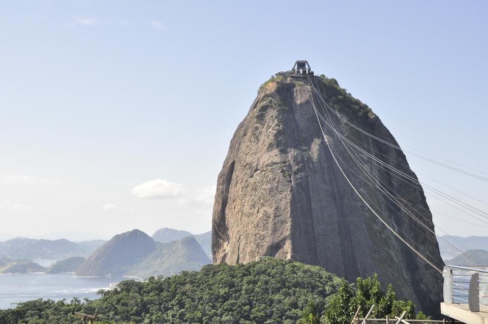Free Landscape Rio De Janeiro Brazil