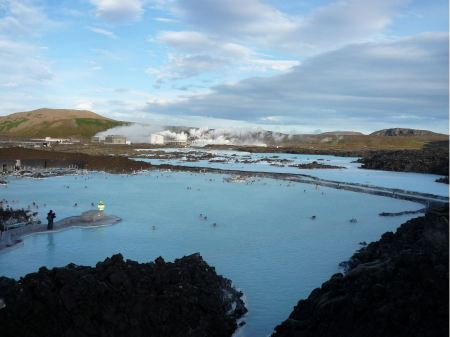 Free Nature Blue Lagoon Iceland