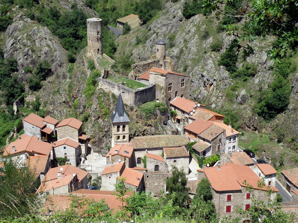 Free Photos: Saint Floret, pers. Puy-de-Dome | publicdomain