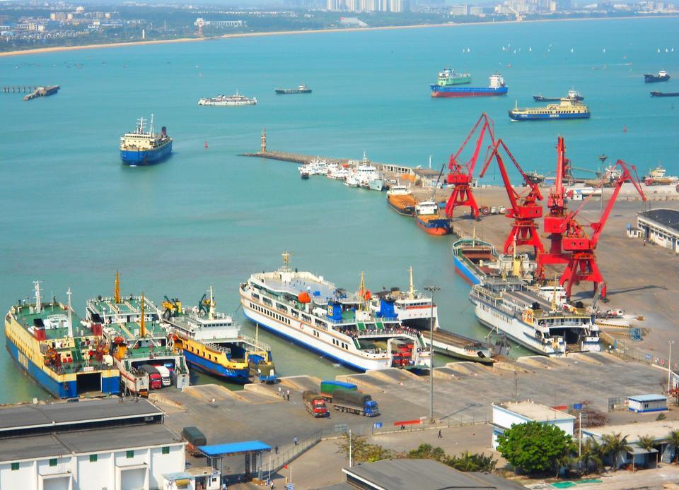 Free Haikou Xiuying Port, Haikou, Hainan
