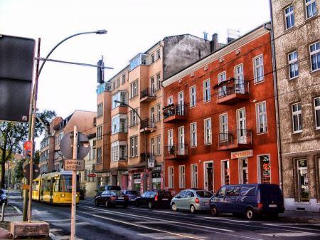 Free Street View of Berlin Germany