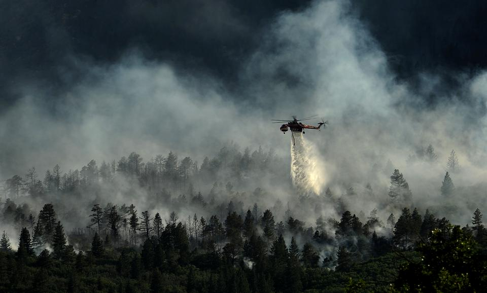 Free Waldo Canyon Fires