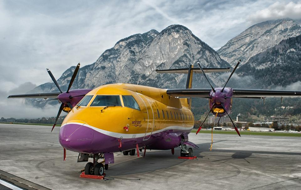 Free Innsbruck Airport Austria