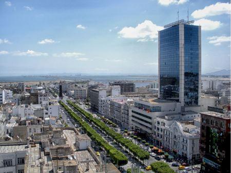 Free Cityscape Tunis Tunisia