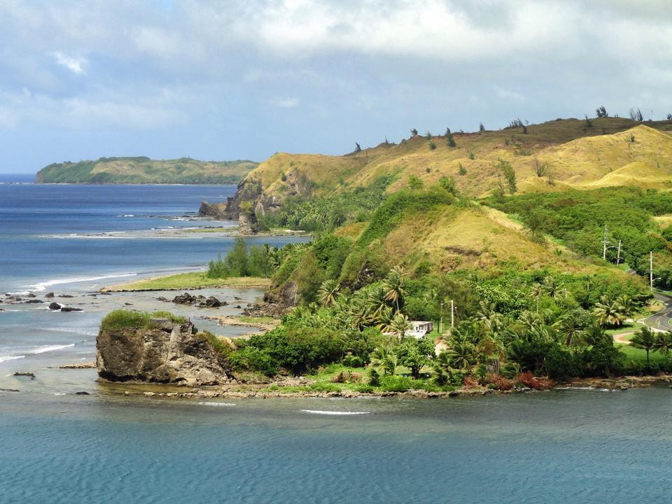 Free Landscape of Guam