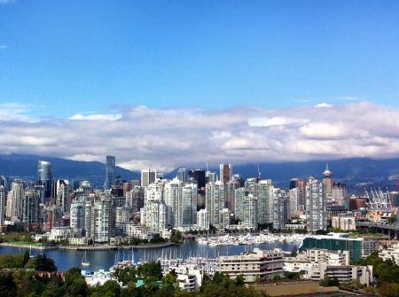 Free Skyscrapers Vancouver Canada