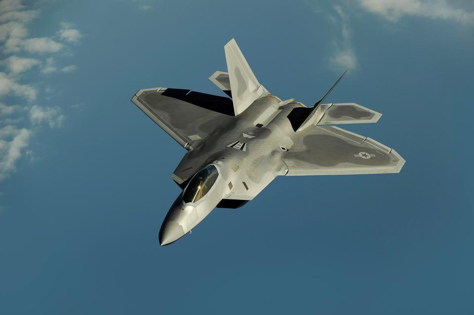 Free Lockheed Martin/Boeing F-22 Raptor